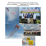 Vol032 Borneo Kite Festival